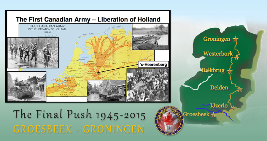 The Final Push 1945-2015 and Operation Plunder