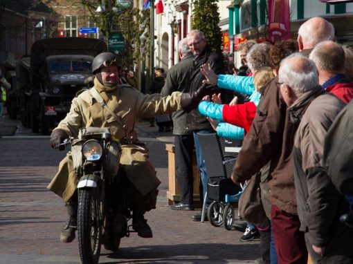 The Final Push 2015 – Liberation of the Netherlands 70th