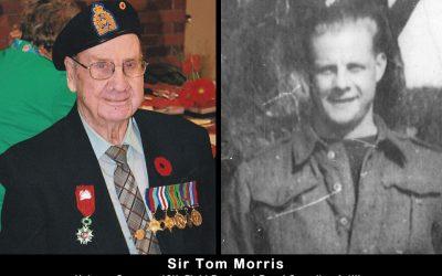 Legion d'Honneur awarded to 12th Field Veteran