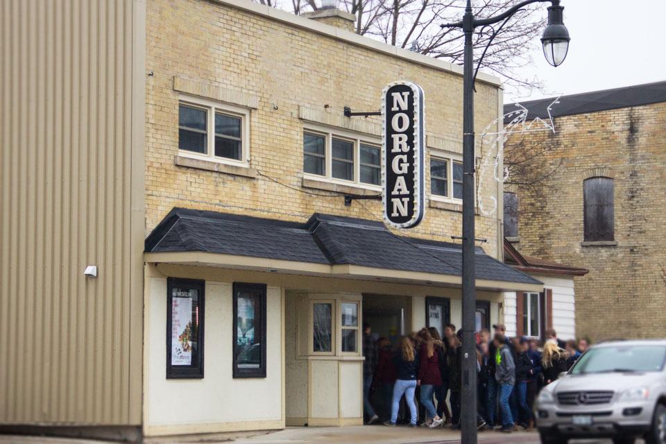 Norgan Theatre - Palmerston, Ontario