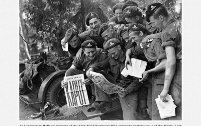 May 5th 1945 Liberation Day – Netherlands !