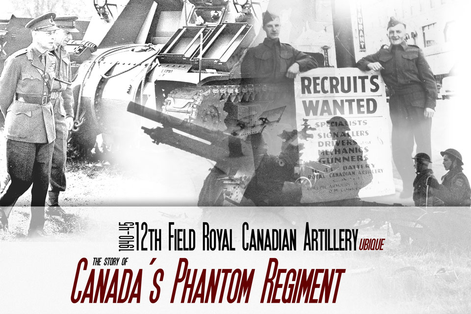 Canada's Phantom Regiment Story – Monday November 21st