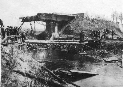 Salvo bridge Holland-1945-12th Field RCA
