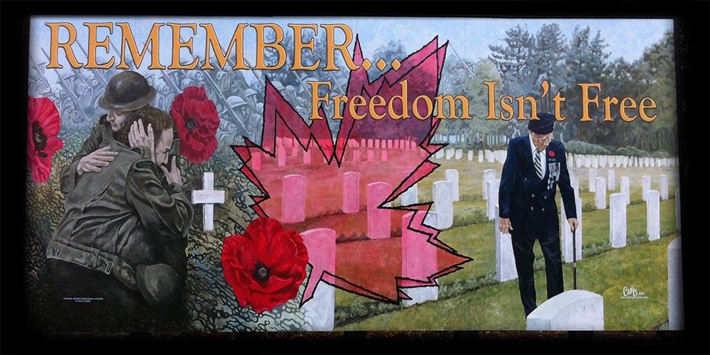 Ordinary Canadians who made extraordinary sacrifices