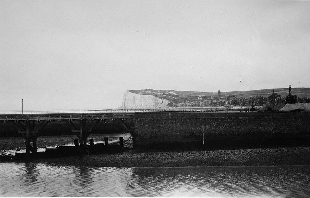 Treport, France 1944