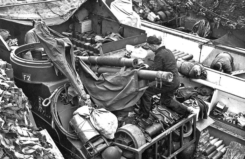 War Diary May 1944 ~ May 1945