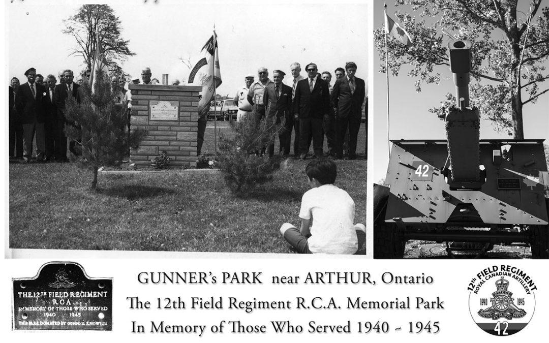 Gunner's Park Memorial