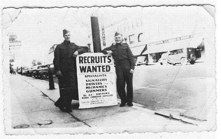 recruits-wanted