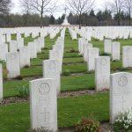 Groesbeek Canadian War Cemetery, NL