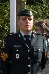 Sgt Kase 7th Toronto Regiment RCA