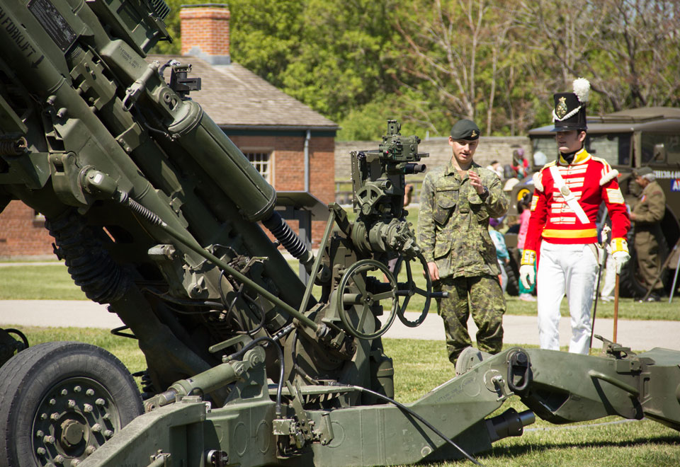 Artillery Day Fort York Toronto