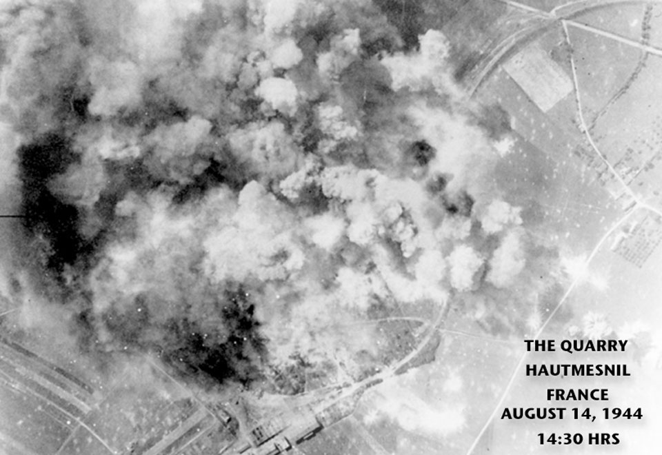 August 14th: The grimmest day of the war for the 12th Field