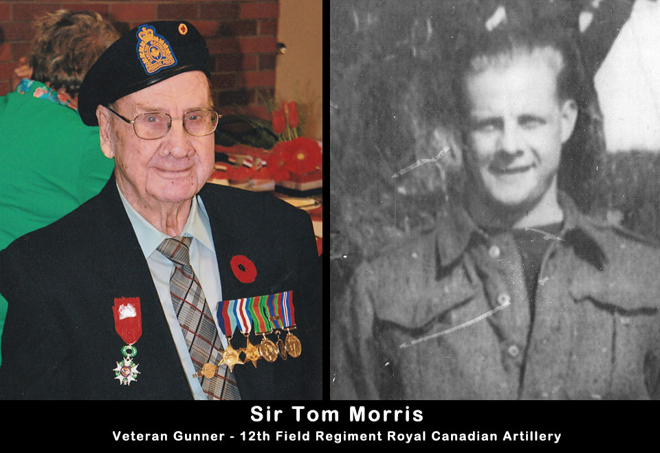 Legion d'Honneur awarded to 12th Field Veteran