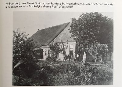 Wagenborgen- Netherlands WW2