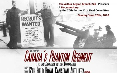The story of Canada's Phantom Regiment at the Norgan Theatre
