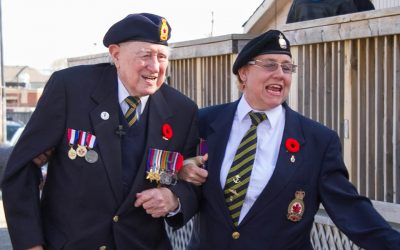Happy 95th Birthday, Sir Fred Heber, 12th Field Regiment