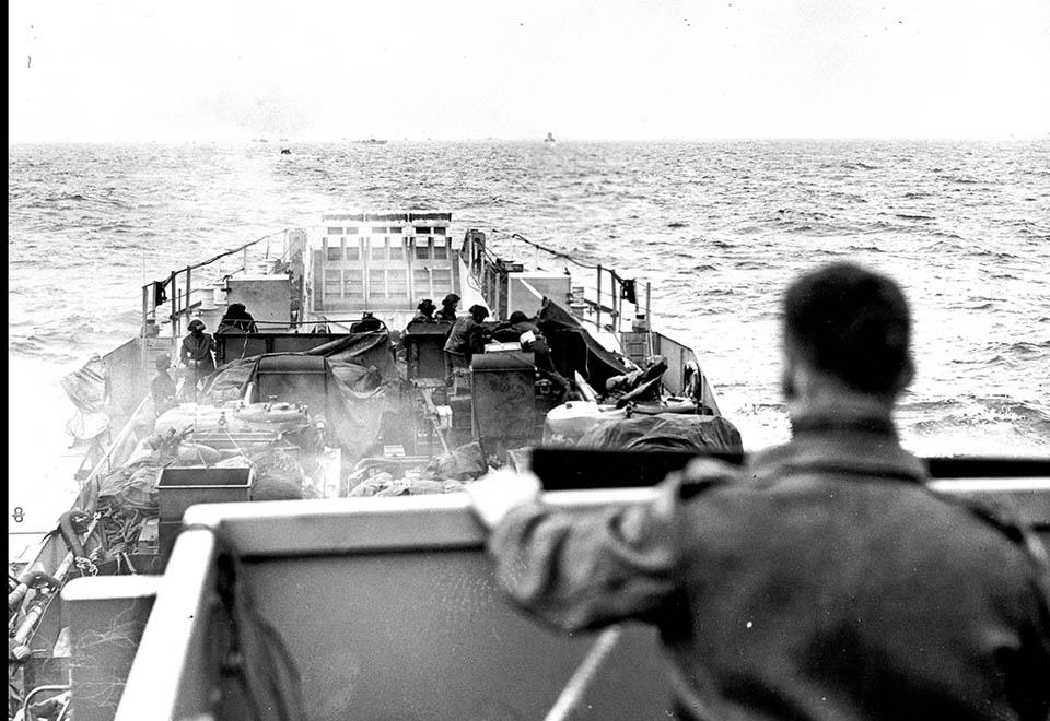 D-Day June 6, 1944 - 12th Field Regiment RCA