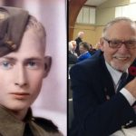 12th Field Gunner Russel Kaye-then-Now