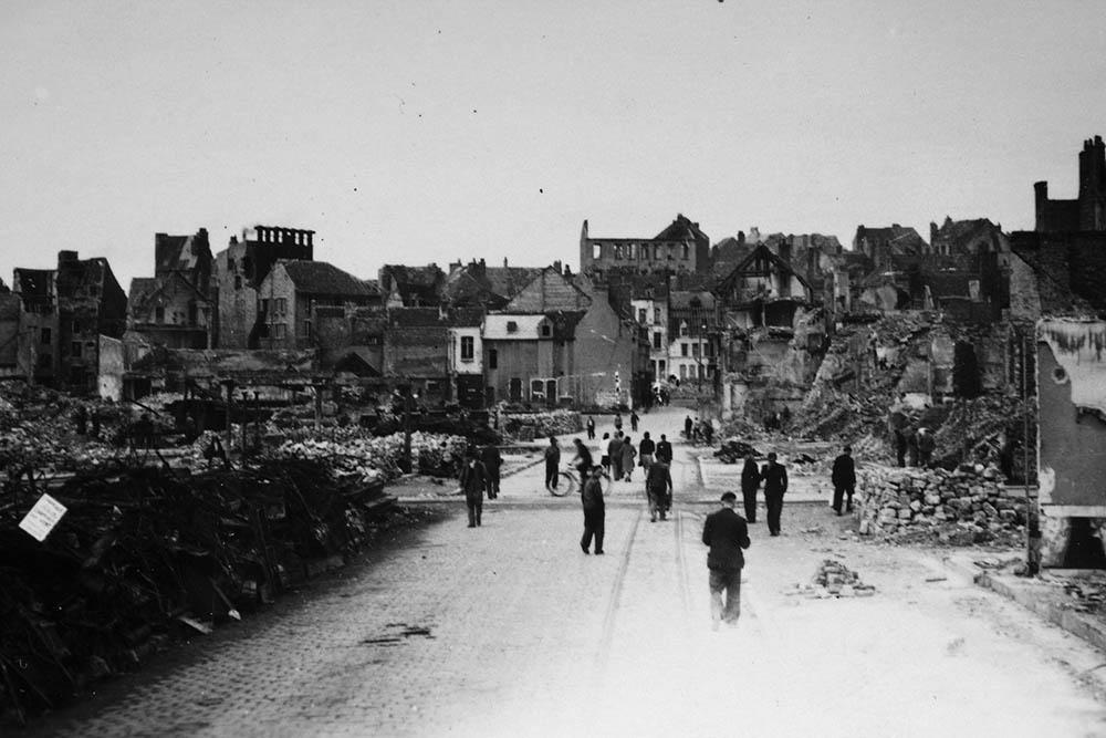 Boulogne, France 1944
