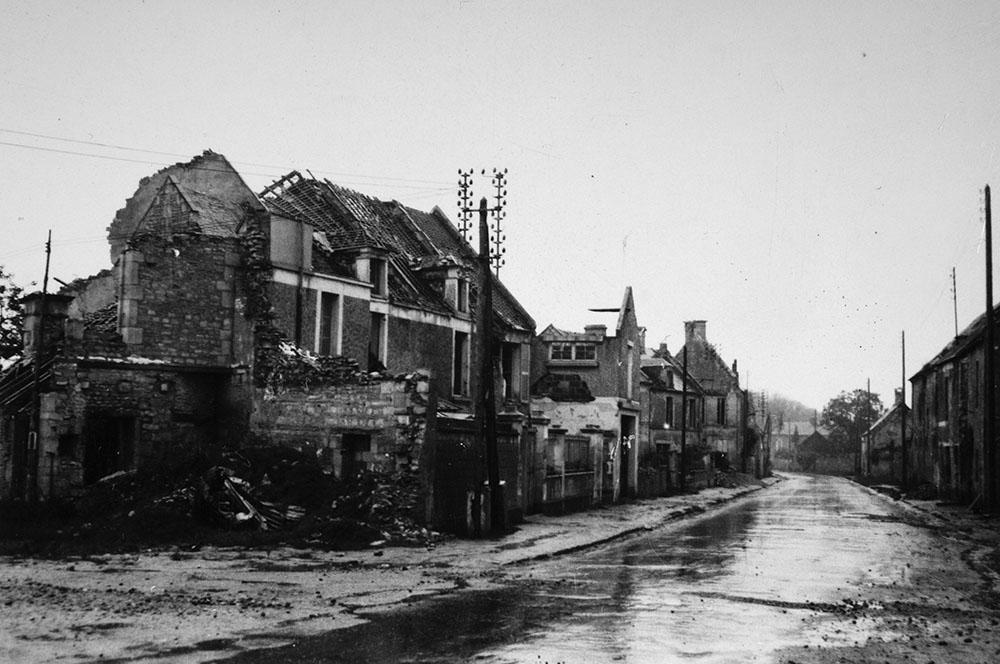 Carpiquet, France 1944