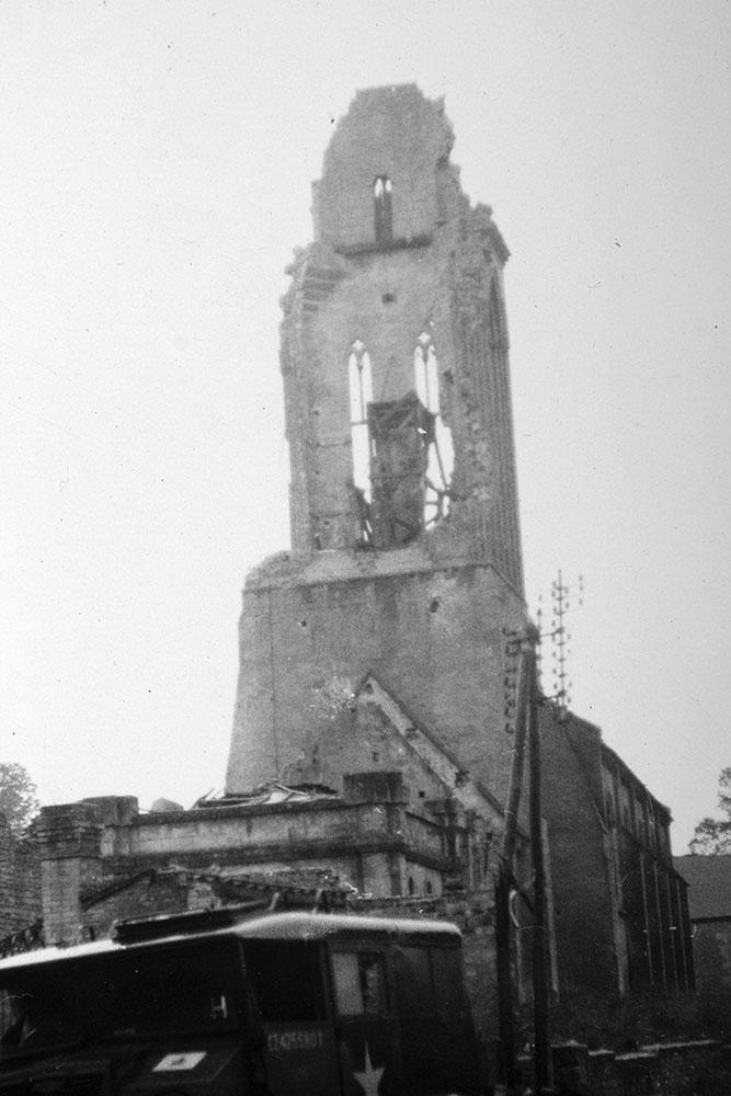 Abbeville, France 1944