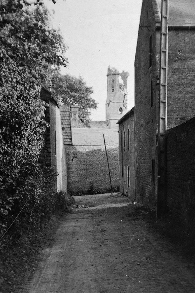Banville, France - D-Day plus1