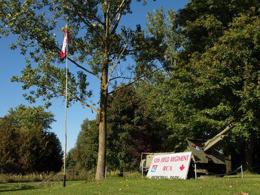 Memories of Gunner's Park