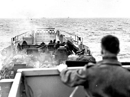 D-Day Excerptfrom Canada's Phantom Regiment Documentary