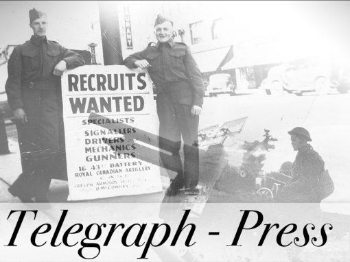 1944-1945 in the Press