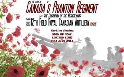 Canada's Phantom Regiment Free On-Line Presentation