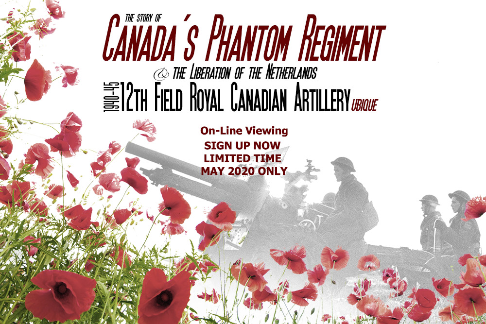 Canada's Phantom Regiment Free On-Line Presentation