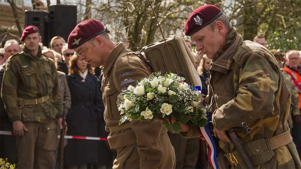 Liberation-Remembrance, NL April 2015