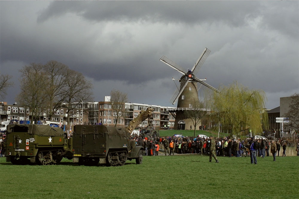 Remembering Easter weekend in Holland ~ 1945