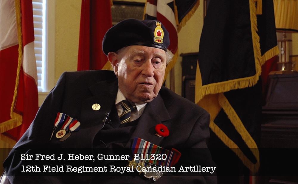 Fred Heber - 12th Field Regiment veteran