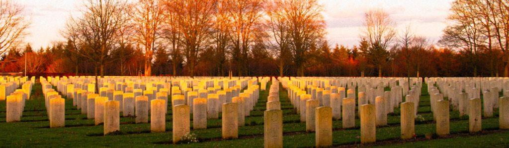 Groesbeek, NL War Cemetary